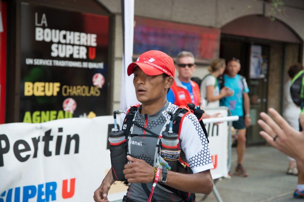 TMB Ultra Marathon