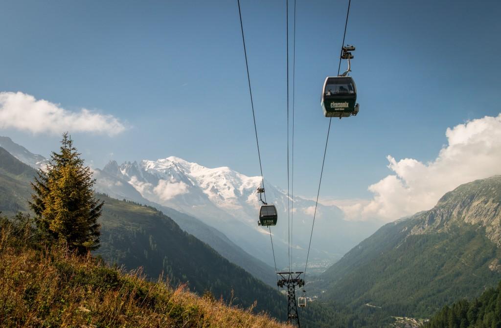 Le Tour Gondola
