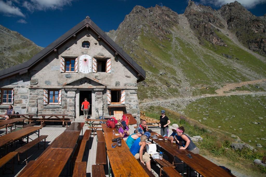 Haute Route - Mont Fort